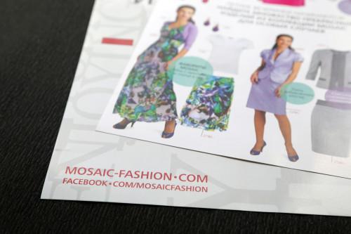 Полиграфия Mosaic