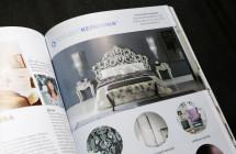 Дизайн модуля для прессы для салона Кредит керамика