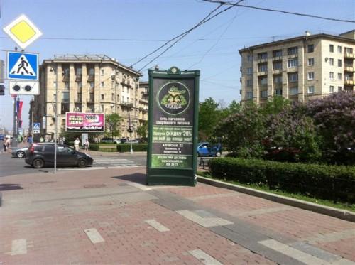 Московский пр. 198 — ул.ФрунзеА
